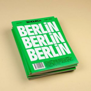 38 hours in berlin magazine