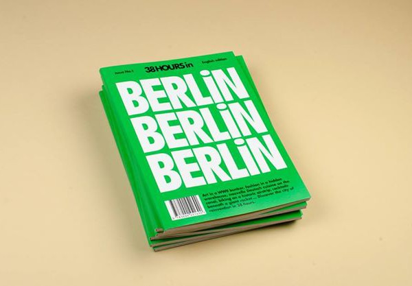 38 hours in berlin magazine 1