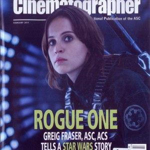 American Cinematographer Magazine Issue FEB 17
