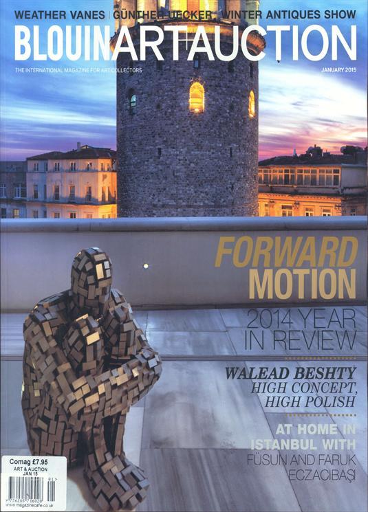 Art And Auction Magazine 1