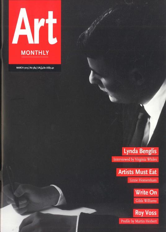 Art Monthly Magazine 1