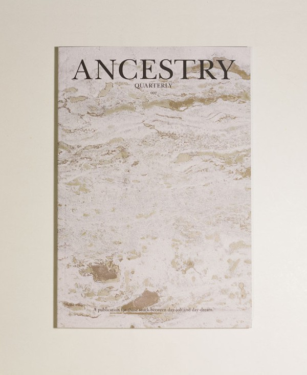 Ancestry Quarterly Magazine 1