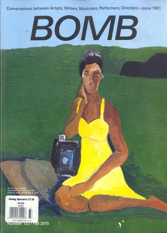 Bomb Magazine 1