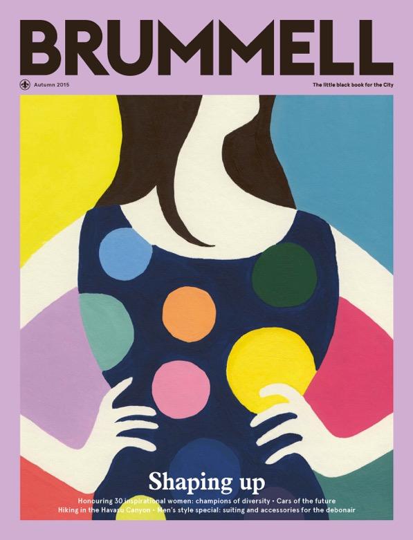 Brummell Magazine 1