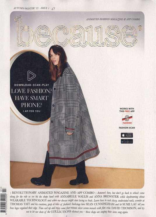 Because Magazine 1