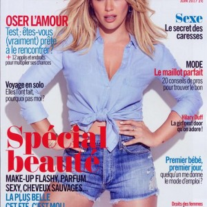 Cosmopolitan French Magazine Issue NO 523