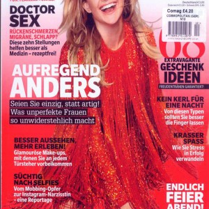 Cosmopolitan German Magazine Issue NO 12