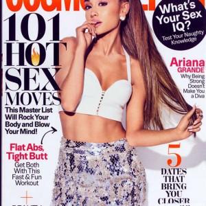 Cosmopolitan Usa Magazine Issue APR 17