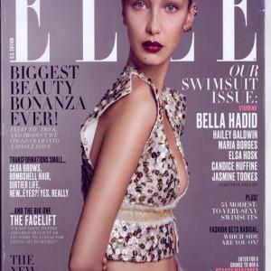 Elle Us Magazine Issue MAY 17