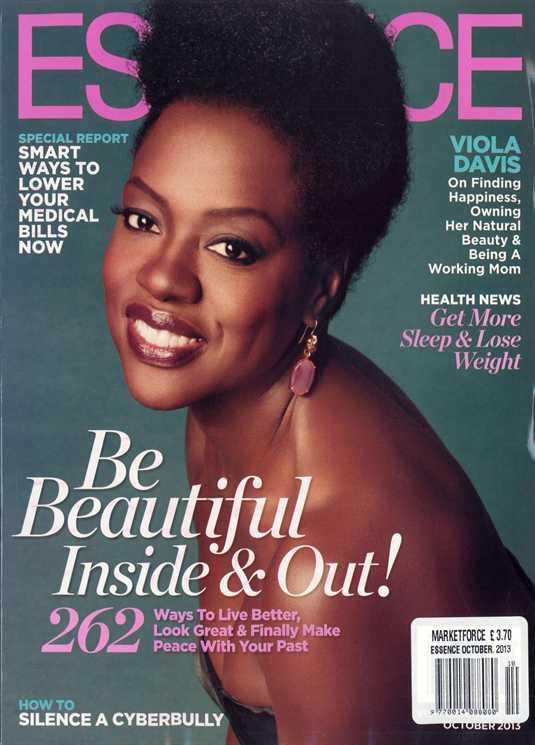Essence Magazine 1