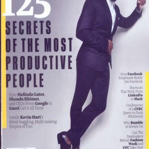 Fast Company Magazine Issue DEC-JAN