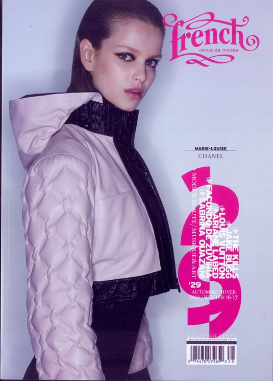 French Revue De Modes Magazine Issue 29