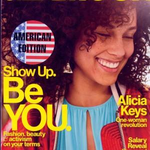 Glamour Usa Magazine Issue MAR 17