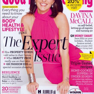 Good Housekeeping Magazine Issue JUN 17