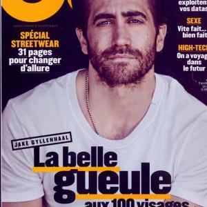 Gq French Magazine Issue NO 109