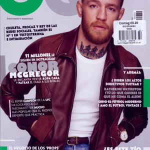 Gq Spanish Magazine Issue 32
