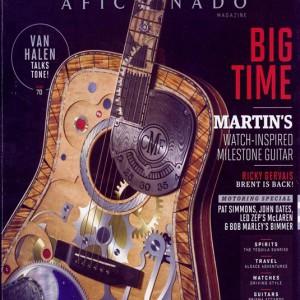 Guitar Aficionado Magazine Issue MAR-APR