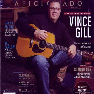 Guitar Aficionado Magazine Issue MAY-JUN