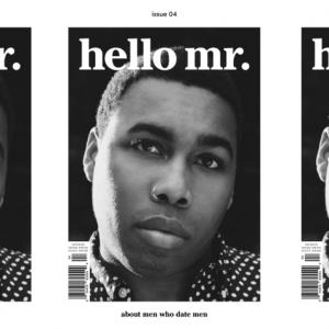 Hello Mr. Magazine