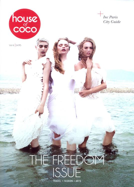 House Of Coco Magazine Issue Vol 6