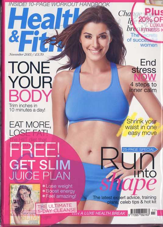 Health & Fitness Magazine 1