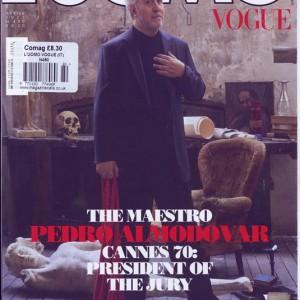 L Uomo Vogue Magazine Issue NO 480