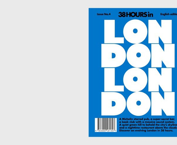 38 Hours London Magazine 1