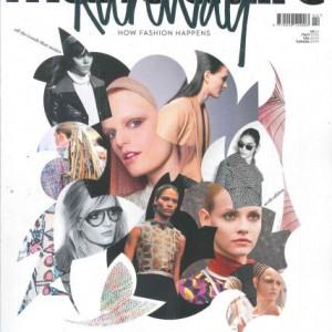Marie Claire Runway Magazine