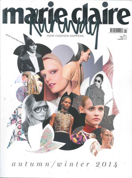 Marie Claire Runway Magazine 1
