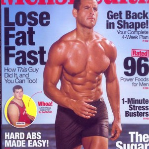 Mens Health Usa Magazine Issue JAN-FEB