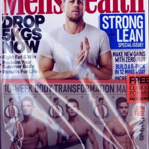 Mens Health Magazine Issue JUN 17