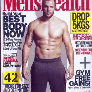 Mens Health Magazine Issue MAR 17