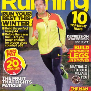 Mens Running Magazine
