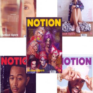 Notion Magazine Issue NO 74