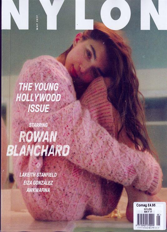 Nylon Magazine Issue MAY 17