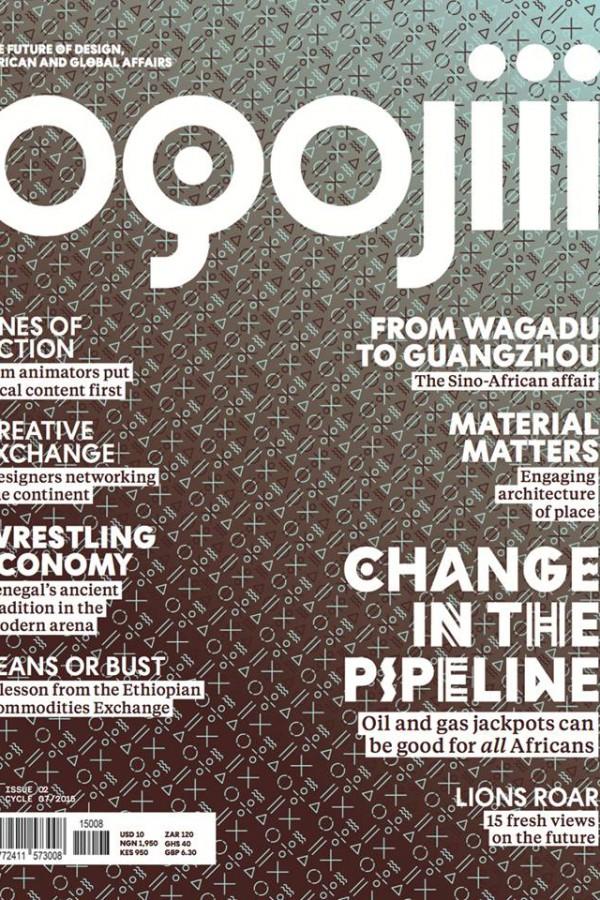 Ogojiii Magazine 1