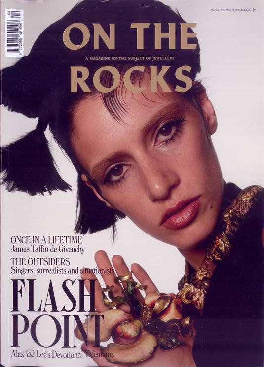On The Rocks Magazine Issue NO 4