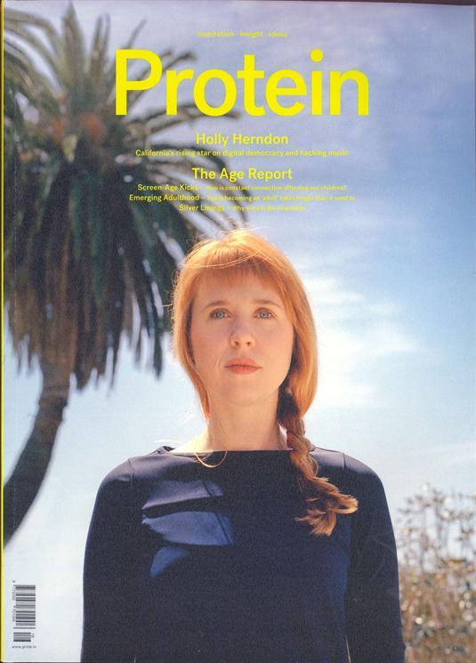 Protein Journal Magazine 1