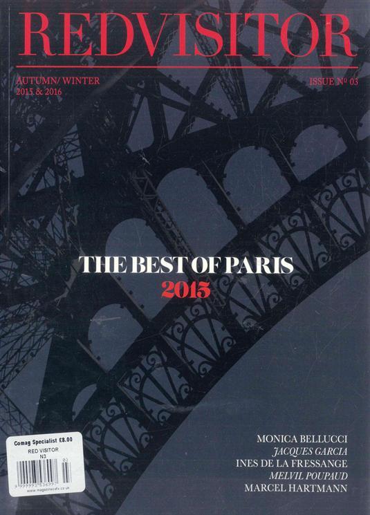 Red Visitor Magazine 1