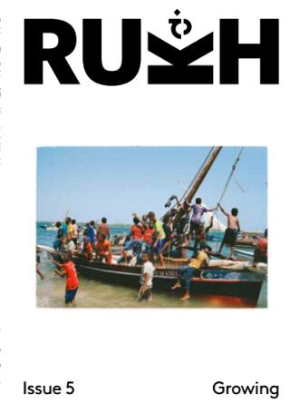 Rukh Magazine 1