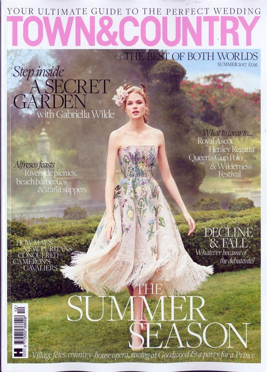 Town And Country Magazine Issue NO 12
