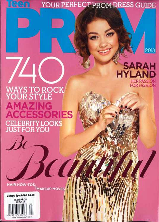 Teen Prom Magazine The Prom Dresses News
