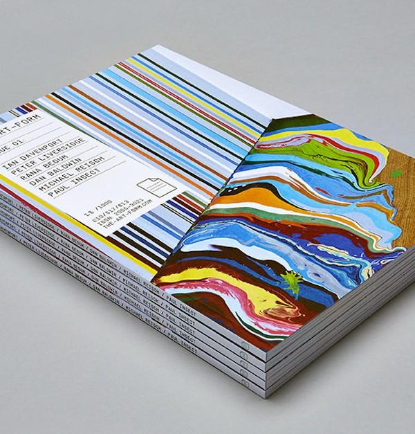 The Art Form Magazine 1