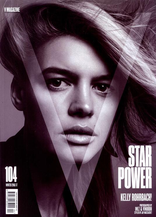 V Magazine Issue N104