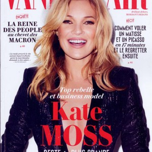 Vanity Fair French Magazine Issue NO 45