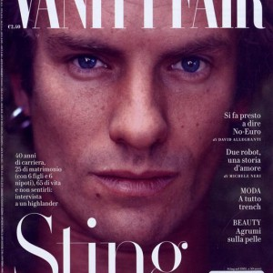 Vanity Fair Italian Magazine Issue 12/04/2017