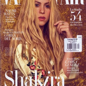 Vanity Fair Italian Magazine Issue 14/06/2017