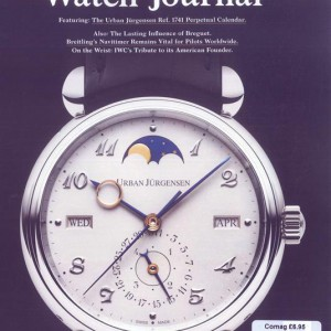 Watch Journal Magazine Issue V19N8