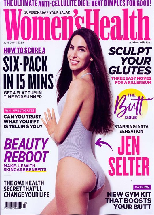 Womens Health Magazine Issue JUN 17