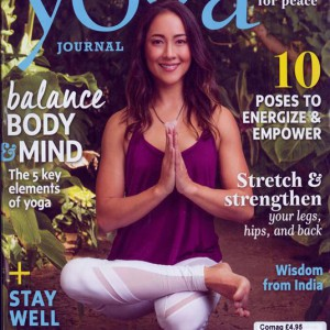 Yoga Journal Magazine Issue MAR 17